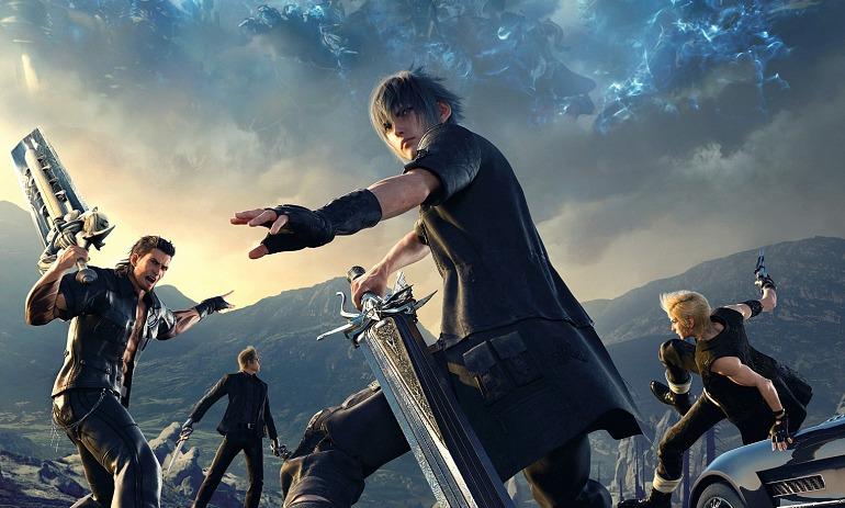 Square Enix anuncia su catálogo para la GamesCom 2016