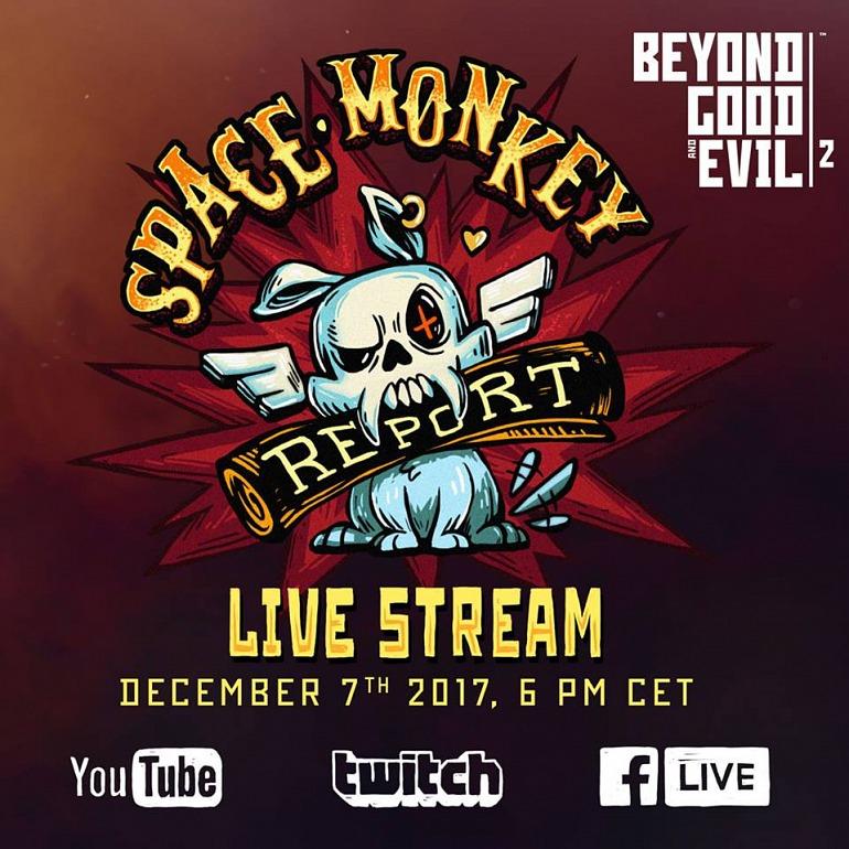 Habrá novedades de Beyond Good & Evil 2 en las próximas horas