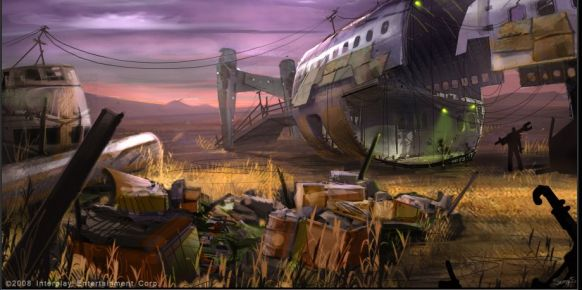 Artwork de Fallout Online