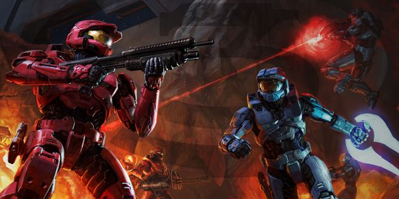 Cómics de Halo: El domingo 23 de abril estará disponible The Mona Lisa