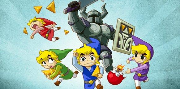 LEGO estudiará crear una línea de juguetes sobre The Legend of Zelda