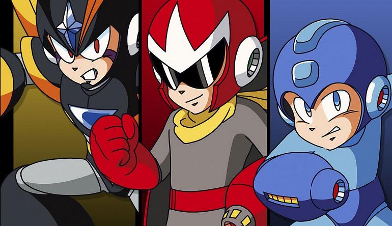 Capcom celebrará el 30º aniversario de Mega Man el 4 de diciembre