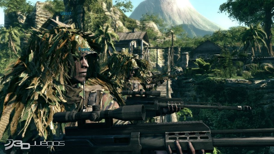 imagenes Sniper Ghost Warrior Gold Edition PC
