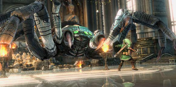 Miyamoto confirma que crearán un Zelda en alta definición para Wii U