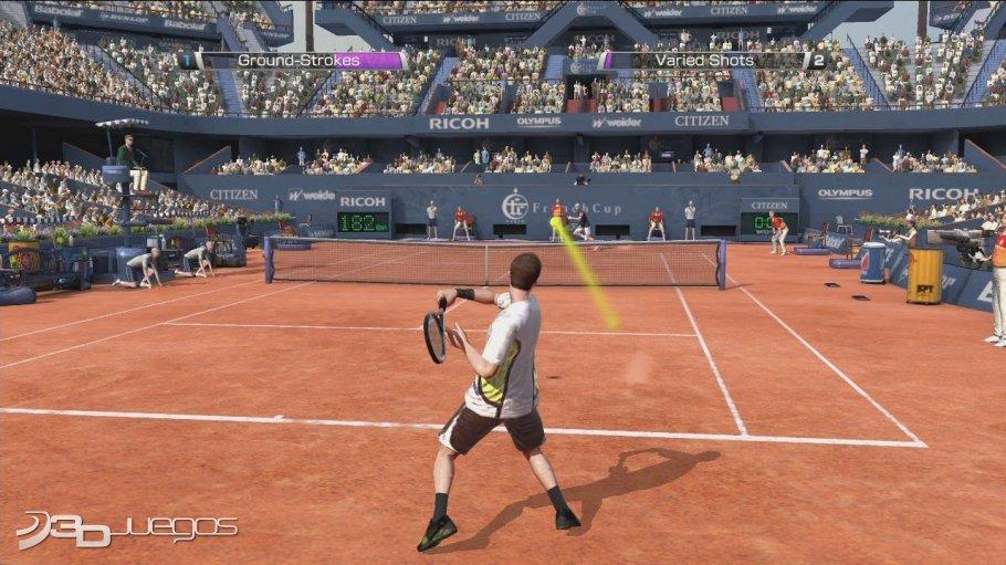 Virtua Tennis 1.4 - Descargar para PC Gratis