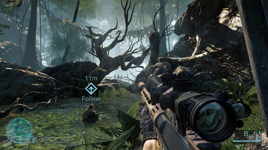 Imagenes Sniper Ghost Warrior 2 PS3