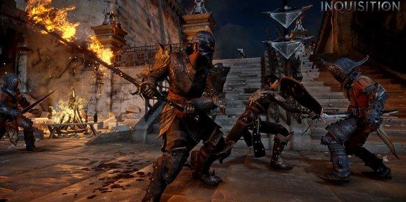 de rol Dragon Age: Inquisition nos permitirá gestionar y defender