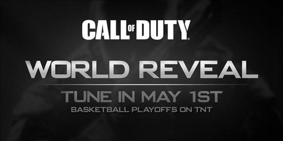El próximo Call of Duty se presentará el día 1 de mayo durante los play-offs de baseball