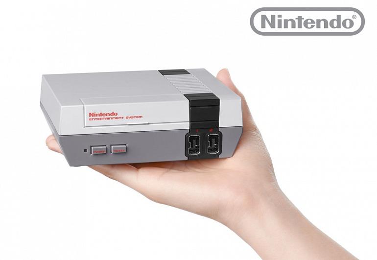 Nintendo lanza una versión renovada de su clásica NES