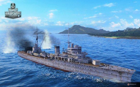 World of Warships estrenará beta cerrada a partir del 12 de marzo
