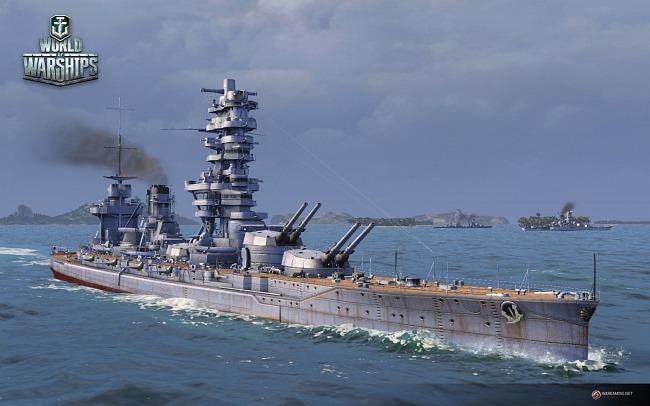 La beta abierta de World of Warships comienza
