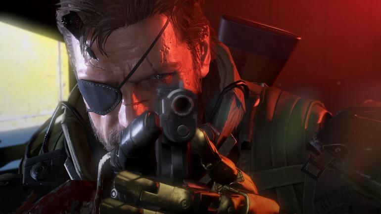 Metal Gear Solid V mejora su rendimiento en PS4 Pro en un nuevo parche