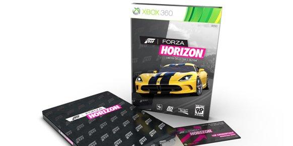 Forza Horizon - Edición limitada para coleccionistas