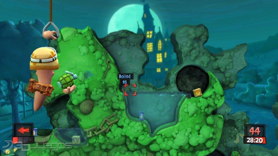 Imagenes Worms Revolution PC