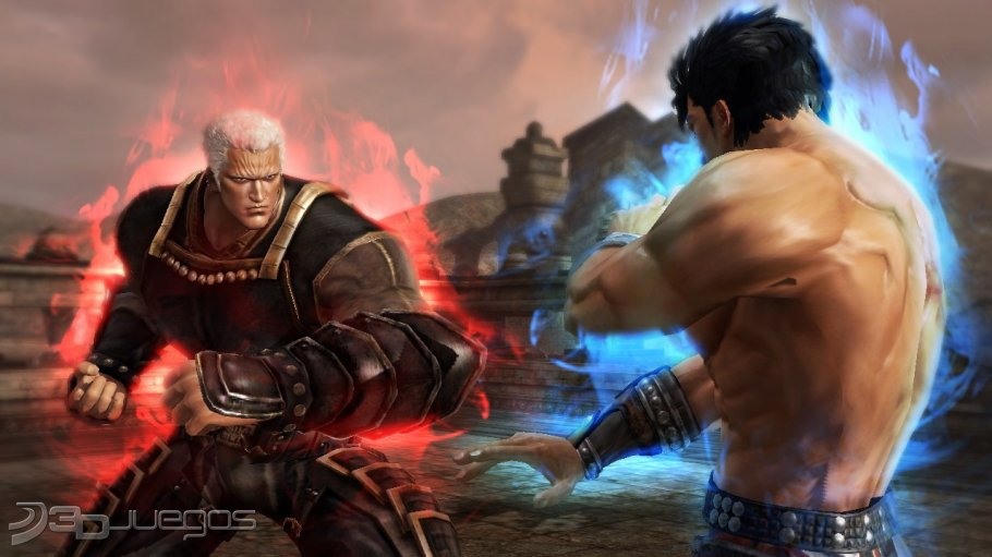 Imagenes Fist of the North Star Ken's Rage 2 XBOX 360