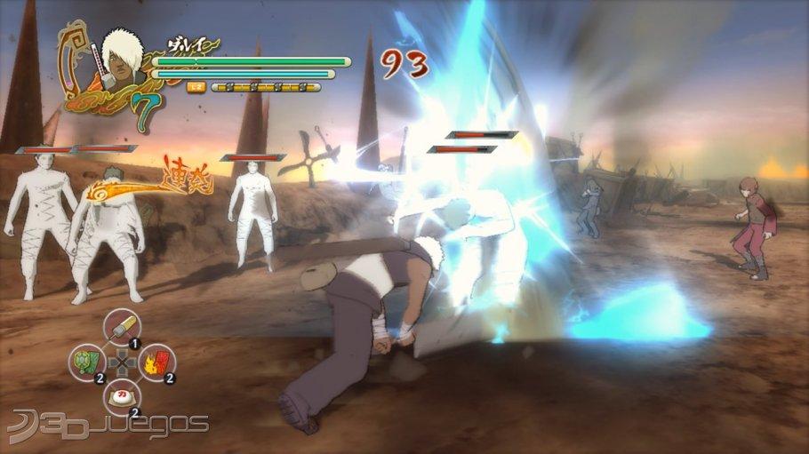 Imagenes naruto ultimate ninja storm 3 xbox 360
