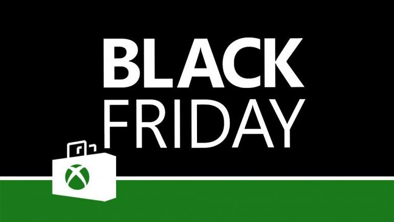 Xbox y el Black Friday: Ofertas Live, de juegos y de consolas Xbox One