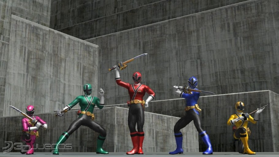 Imagenes Power Rangers Super Samurai