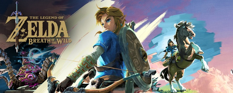 ¿Zelda: Breath of the Wild llegará con Switch? Podría haber cambio de planes