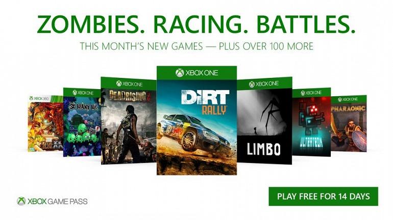 Xbox Game Pass, el Netflix de juegos de One, suma nuevos títulos
