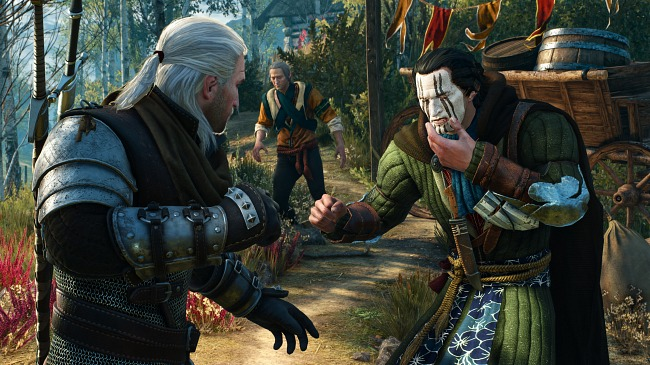 The Witcher 3 Promete Parche Masivo Para Ps4 Juegos En Taringa