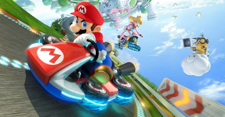 Mario Kart Switch llegaría antes de verano con mucho contenido inédito con respecto a Mario Kart 8