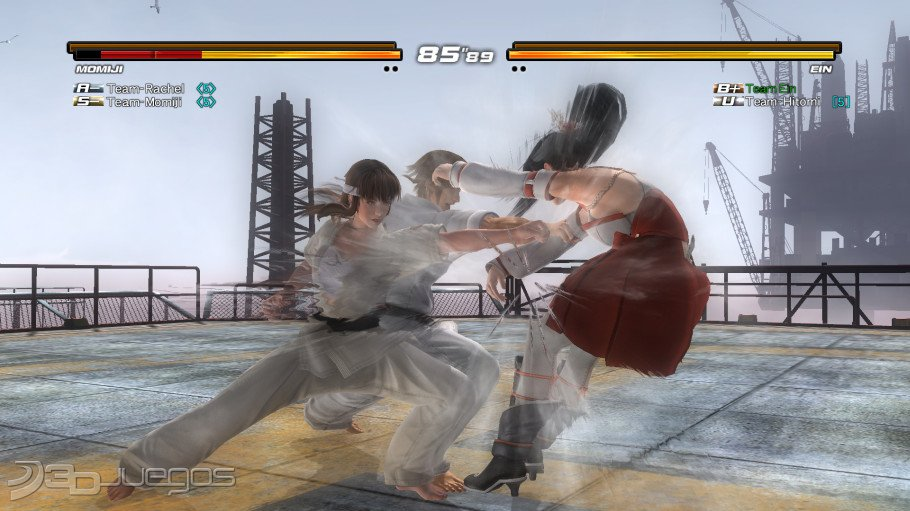 Imagenes Dead Or Alive 5 Ultimate XBOX 360