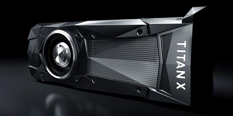 Nvidia presenta Titan X: La gráfica más potente del mercado por 1.200$